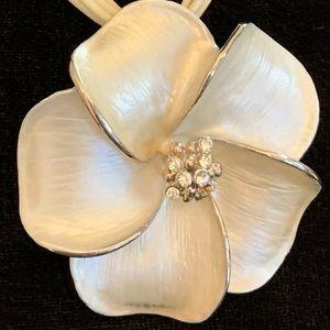 Floral Pedal Necklace